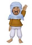 Arabian man Stock Photo