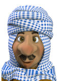 Arabian man Stock Photos