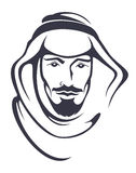 Arabian man Royalty Free Stock Photo