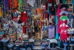 Arabian market in Jerusalem Royalty Free Stock Photo