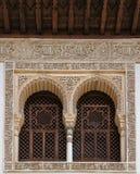 Arabian medieval architecture Stock Photo