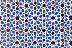 Arabian mosaic Stock Photos