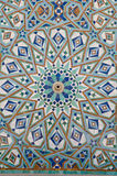 Arabian mosaic art Royalty Free Stock Photo