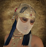 Arabian night Stock Image