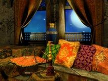 Arabian night Royalty Free Stock Photo
