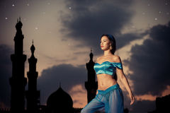 Arabian nights Royalty Free Stock Image