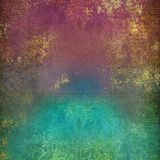 Arabian Nights - vibrant grunge background