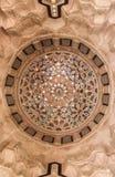 Arabian Oriental Artistic Ornamental carvings Stock Photo