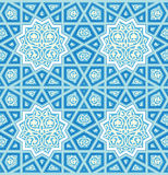 Arabian ornament. Background with a seamless ornament in the Arabian style Royalty Free Stock Images
