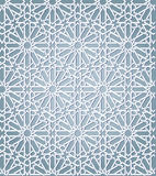 Arabian ornament. Background with a seamless ornament in the Arabian style Stock Photo