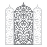Arabian ornament vector illustration Stock Images