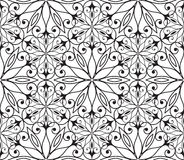 Arabian pattern vector illustration