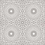 Arabian pattern Stock Photography