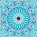 Arabian pattern Stock Image