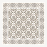 Arabian pattern Royalty Free Stock Photo