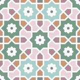 Arabian pattern Stock Images