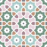 Arabian pattern. Vector seamless pattern in classic arabian style, EPS10 Stock Images