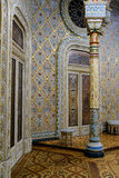 The arabian room at the Palacio da Bolsa Stock Photography