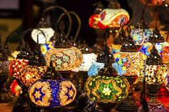 Arabian`s handcraft Royalty Free Stock Images