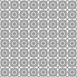 Arabian seamless net pattern Royalty Free Stock Photos