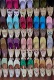 Arabian Shoes Royalty Free Stock Photos