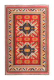 Arabian silk carpet Royalty Free Stock Image