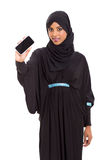 Arabian smart phone Royalty Free Stock Photos