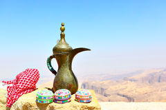 Arabian souvenirs Royalty Free Stock Photos