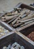 Arabian spices. Stock Photo