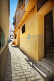 Arabian street Royalty Free Stock Photography