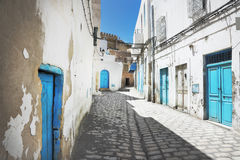 Arabian street Stock Images