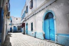 Arabian street Royalty Free Stock Image