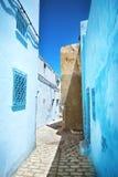 Arabian street Royalty Free Stock Photo