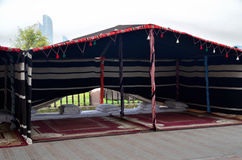 Arabian Tents Stock Images