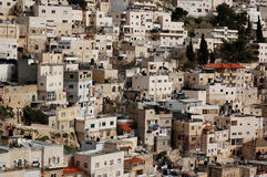 Arabian village in Israel Royalty Free Stock Photography