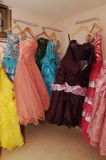 The Arabian wedding Dresses stock photo