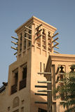 Arabian Wind Tower Stock Images