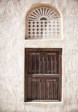 Arabian Window Stock Photography