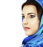 Arabian woman Royalty Free Stock Photos