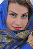 Arabian woman Royalty Free Stock Photography