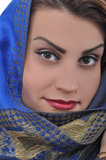 Arabian woman Stock Image