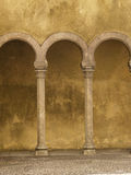 Arabic Arch Details Royalty Free Stock Photography