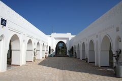 Arabic architecture Royalty Free Stock Image