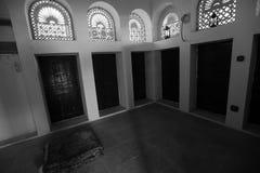 Arabic architecture Royalty Free Stock Photos