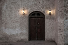 Arabic architecture Royalty Free Stock Photography