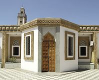 Arabic architecture at Loubnan Mosque, Agadir, Morocco Stock Photography