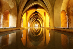 Arabic baths Stock Images