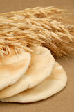 Arabic bread Stock Photos