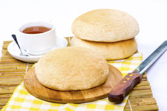 Arabic bread Royalty Free Stock Photo