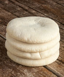 Arabic bread Royalty Free Stock Photo